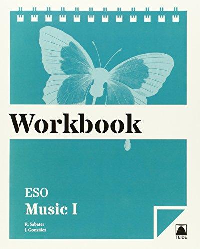 Workbook. Music I ESO - 9788430790807