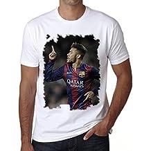Neymar Herren T-shirt - Weiß, t shirt herren,Geschenk
