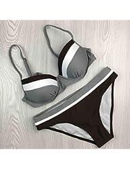 Corde en acier de style couleur bikini pour rassembler un maillot de bain