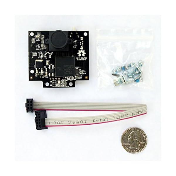 51o6qV6BUfL. SS600  - Cámara de Seguimiento de Objeto para Arduino, Raspberry Pi, Beaglebone Negra. Pixy (CMUcam5). Sensor Visual Inteligente.