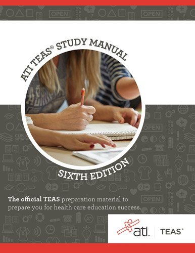 ATI TEAS Review Manual: Sixth Edition Revised by ATI (2016-10-05)