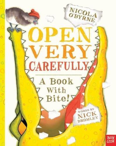 Open Very Carefully