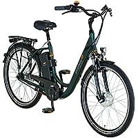 Prophete GENIESSER e8.6 Alu-City E-Bike inkl. 2. Akku und Seitenpacktasche
