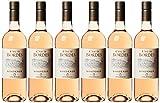 Quancard Chai de Bordes Rosé 2014/2016 Trocken (6 x 0.75 l)
