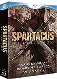 Trilogy: Gods Of The Arena + Blood And Sand + Vengeance (TRILOGIA SPARTACUS:DIOSES DE LA ARENA/SANGRE Y ARENA/VENGANZA, Spanien