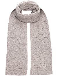 Luxury Scottish 2Ply 100% Pure Cashmere Pointelle Lace Knitted Scarf