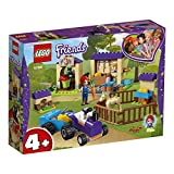LEGO 41361 Friends Mia's Foal Stable Building Set, Mia mini-doll and Animal figures, Horse Barn and
