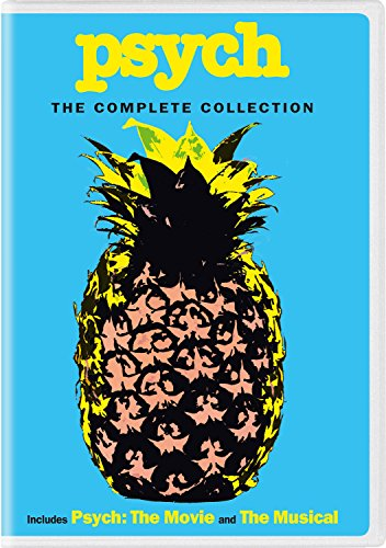 Psych: The Complete Collection