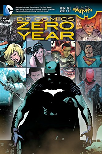 (W) Scott Snyder & Various (A) Greg Capullo & Various (CA) Greg Capullo Six years ago, Gotham City weathered its greatest test as The Riddler shut down all power days before a terrifying superstorm! But the Dark Knight isn't the only hero to ...