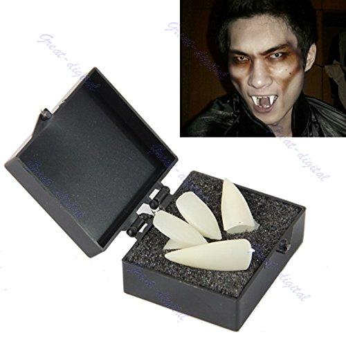 ky Spielzeug Fancy Vampire Zahnersatz Zähne (Lustig, Leicht Zu Machen Halloween-kostüme)