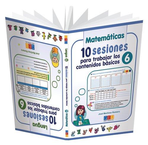 10 Sesiones para trabajar los contenidos básicos. Cuaderno 6