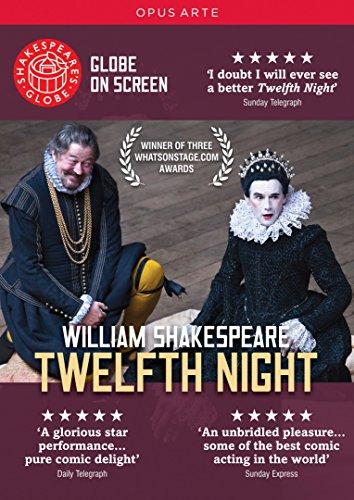 SHAKESPEARE: Twelfth Night (Globe Theatre, 2012) (Bild Globe)