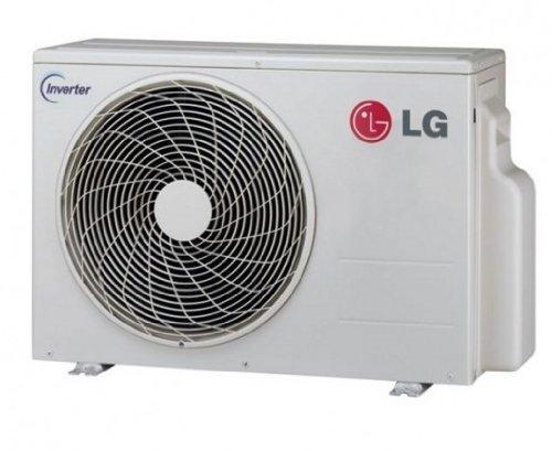 LG Klimaanlage Artcool Stylist Inverter V Singlesplit 2,5 kW A+/A mit Beleuchtung für ca.30m²