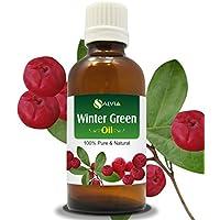 Winter Grün-Öl 100% Natural Pure unverdünnt ungeschliffen ätherisches Öl 30ml preisvergleich bei billige-tabletten.eu
