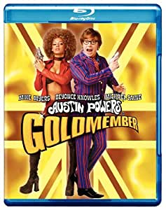 Austin Powers in Goldmember [Blu-ray] [2002] [US Import]