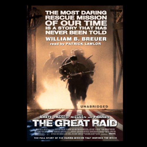 The Great Raid on Cabanatuan  Audiolibri