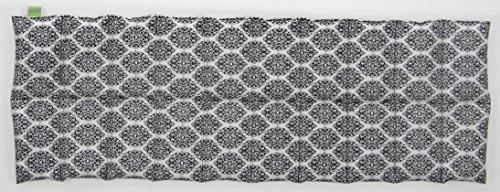 Dinkelkissen Traumschläferchen, ca. 60x20 cm, 20 Kammern, Wärme-Kälte-Kissen (Ornamente neu)