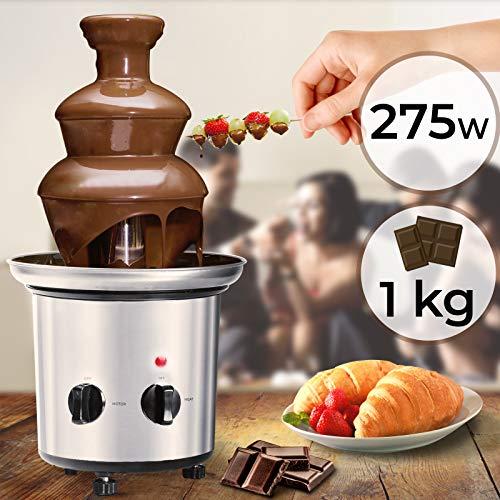 Fontaine à Chocolat | 3 Étages, Capacité 1 kg,...