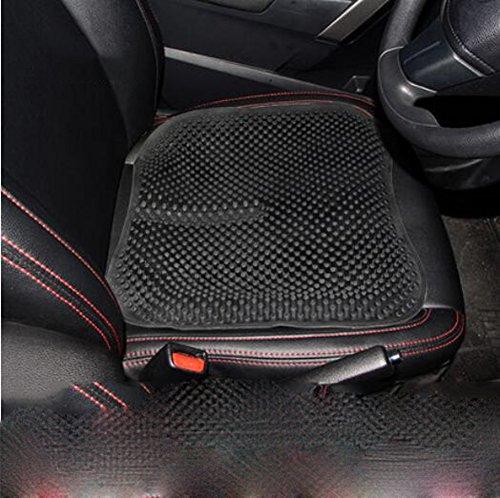 FEIRONG Auto 3D Kissen Sommer Silikon Monolithischen Stuhl Pad Rutschfeste Coole Pad Vier Jahreszeiten Universal-Massage-Therapie Atmungsaktive Kissen,#4 -