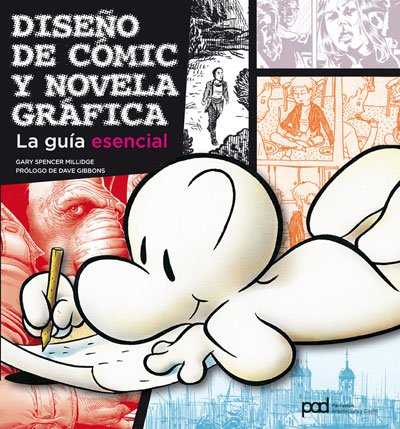 DISEÑO DE COMIC Y NOVELA GRAFICA (Diseño gráfico) por Gary Spencer Millidge