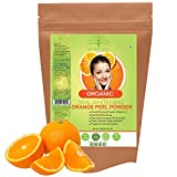 #10: Hollywood Secrets 100% Organic Orange Peel Powder For Skin Face Skin Whitening