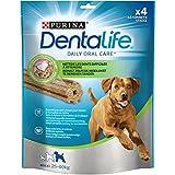 DENTALIFE Purina Maxi-Higiene Bucodental AU QUOTIDIEN-142G-20Varillas de mascar para Perros de Gran tamaño-Lote de 5