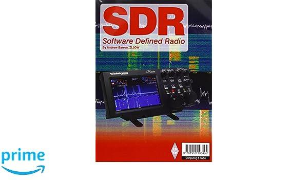 SDR Software Defined Radio: Amazon co uk: Andrew Barron