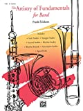 The Artistry of Fundamentals for Band: B Flat Clarinet
