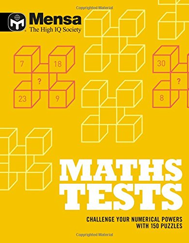 Mensa: Maths Tests