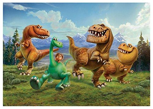 Papel pintado Disney La Buena dinosaurio Arlo Mural para niños (3170ve), 312cm x 219cm (WxH)