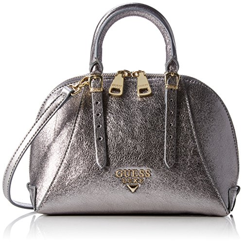 Guess-Damen-Lady-Luxe-Mini-Dome-Satchel-Henkeltasche-Taglia-Unica