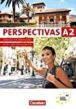 Perspectivas. Spanisch für Erwachsene / Band 2 - Europäischer Referenzrahmen: A2: Kurs-, Arbeitsbuch und Vokabeltaschenbuch. Inkl. CD zum Übungsteil