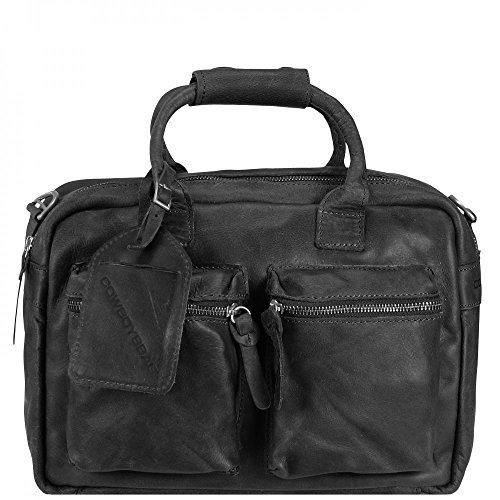 Cowboysbag 1030 Unisex-Erwachsene Henkeltaschen 42x27x15 cm (B x H x T) Black