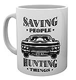 GB eye Ltd Supernatural, Hunting Things, Mug, Various