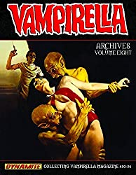 Vampirella Archives Volume 8 by Howard Chaykin (2013-12-31)