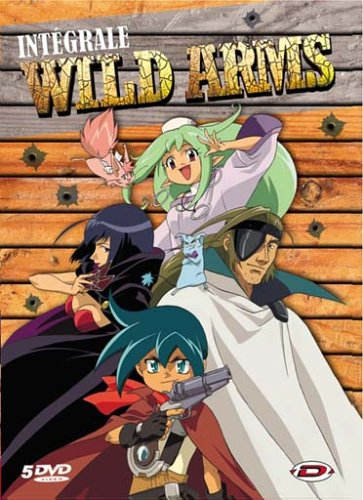 Wild arms - Coffret 5 DVD