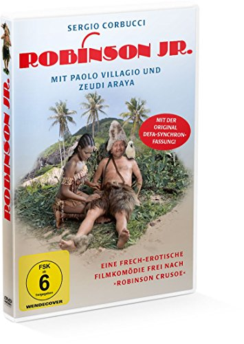 Robinson Jr. (HD-Neuabtastung - DEFA-Synchronfassung)