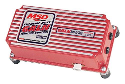 MSD Ignition 6ALN lourd devoir vibration protection PN: 6430