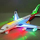 Toywale Airbus A380 Aeroplane Battery Operated Airplane Toy(Design and Color May Vary)