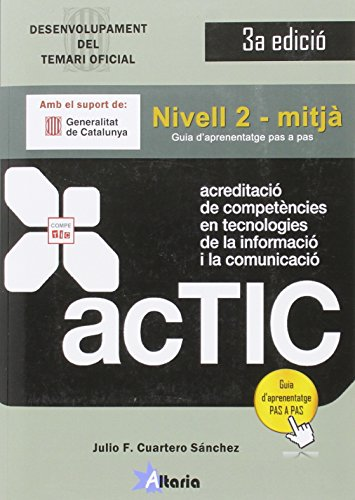 Certificacions ACTIC por From Editorial Altaria