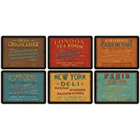 Pimpernel Lunchtime Placemats, Set of 6