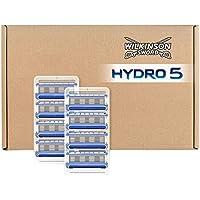 Wilkinson Sword Hydro 5 Rasierklingen für Herren Rasierer briefkastenfähig, 8 St