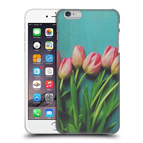 ufficiale-olivia-joy-stclaire-tulipani-rosa-sul-tavolo-cover-retro-rigida-per-apple-iphone-6-plus-6s