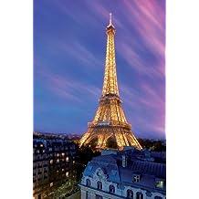 Empire 292551 Poster Paris - Póster con diseño de la Torre Eiffel (61 x 91,5 cm)