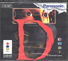 D Dracula 3DO Panasonic PAL