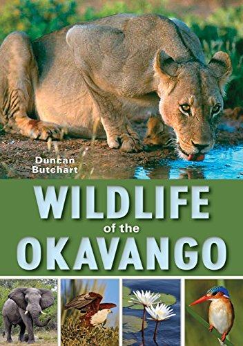 Wildlife of the Okavango por Duncan Butchart