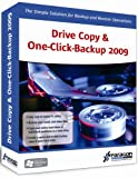 Drive copy one click back up 2009 (PC DVD)