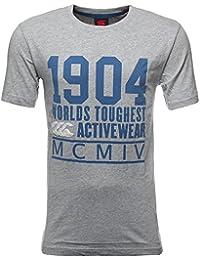 CCC 1904 Logo Rugby T-Shirt Classic Marl