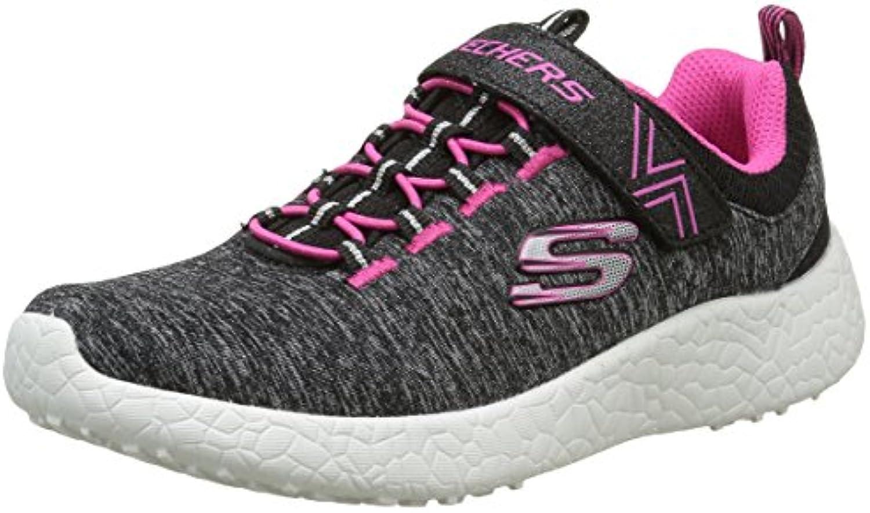 Skechers Girls  Girls Burst Equinox Breathable Active Trainers