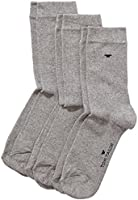 TOM TAILOR Unisex - Kinder Socke 3 er Pack 9203